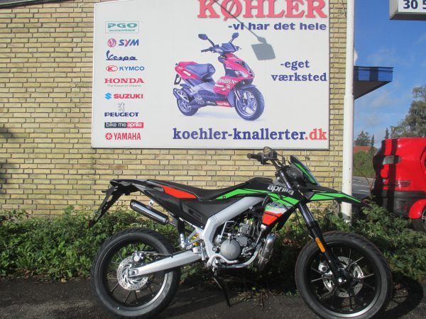APRILIA SX 50 LDT off road