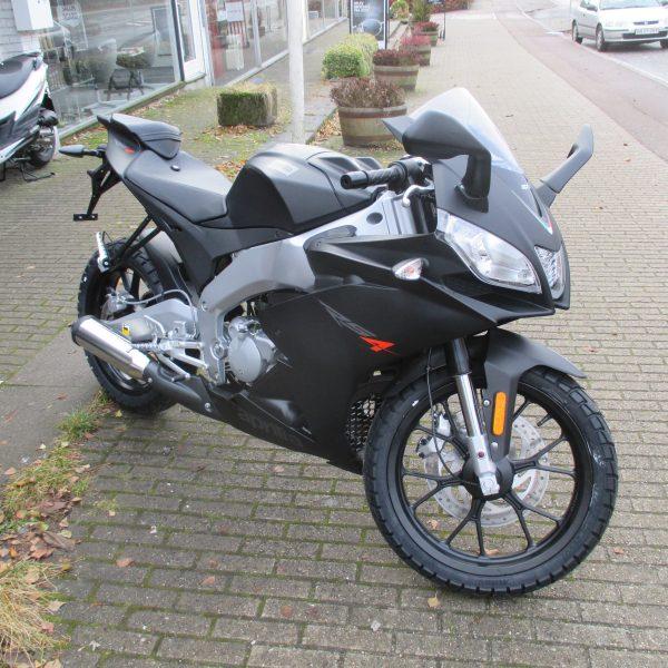 Aprilia rs 4 50 scooter knallert