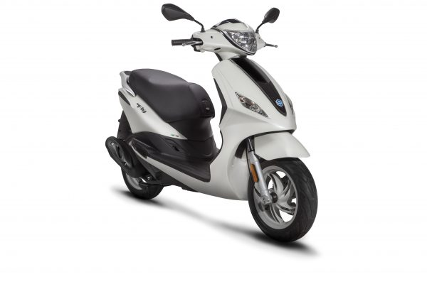 Piaggio Fly scooter knallert