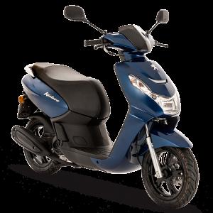 PEUGEOT KISBEE scooter knallert
