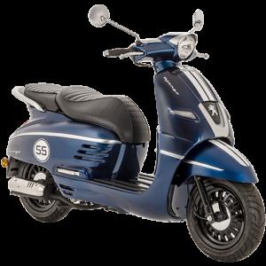 Peugeot Django scooter knallert