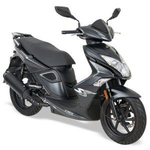 Kymcoo super 8 knallert scooter