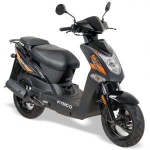 Kymco agility 50 knallert scooter