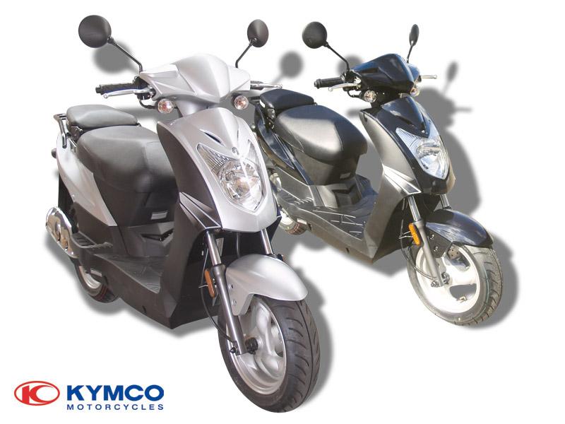 Kymco agility 50