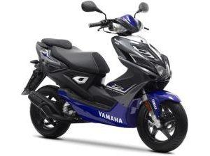 Yamaha aerox race
