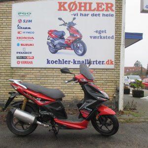Brugt scooter knallert