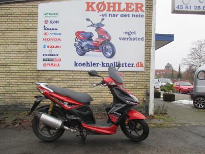 Brugt scooter & knallert