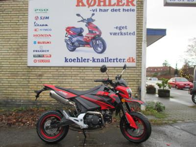 Knallert/scooter 30