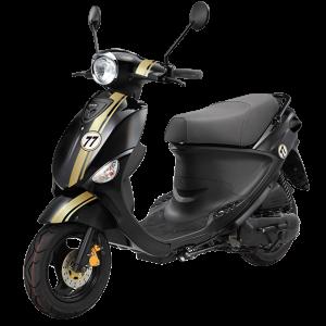 PGO New ligero scooter