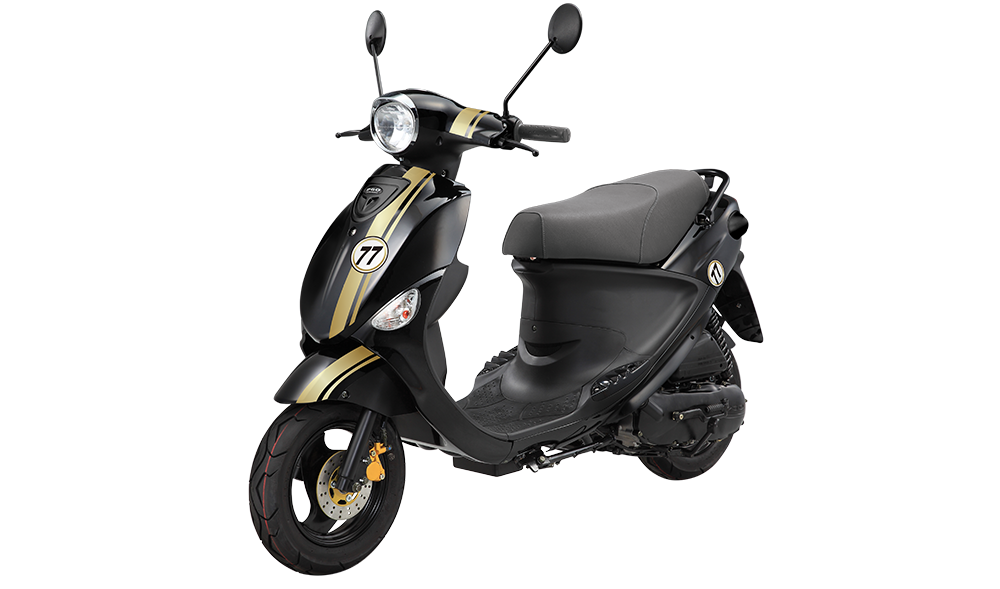 PGO New ligero scooter