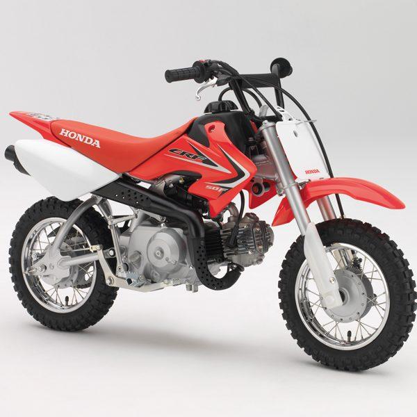 Honda CRF 110 F - Koehler-Knallerter