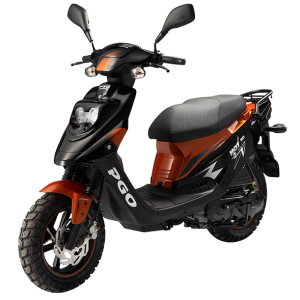 pgo hot 50 sp scooter