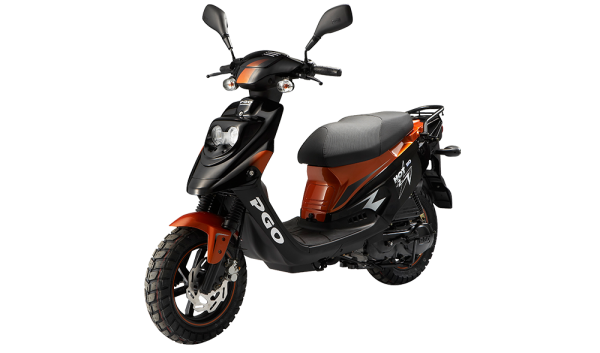 pgo hot 50 sp scooter