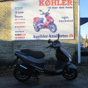 Brugt pgo dr big knallert scooter