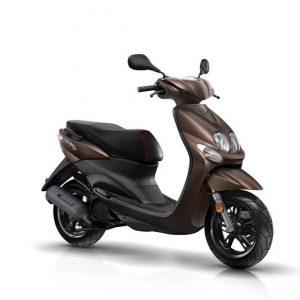 Yamaha neos 4 scooter knallert