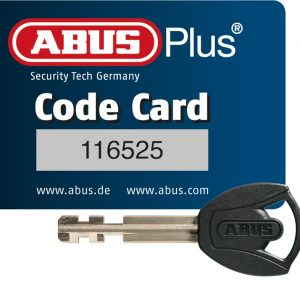 ABUS City chain 1010 lås