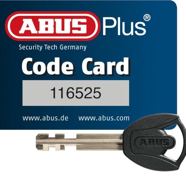 ABUS City chain 1010 lås