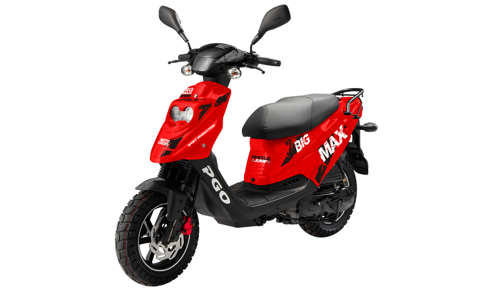 pgo scooter big max sp