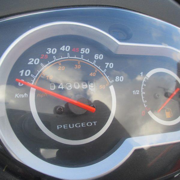 PEUGEOT scooter tweet 4t speed