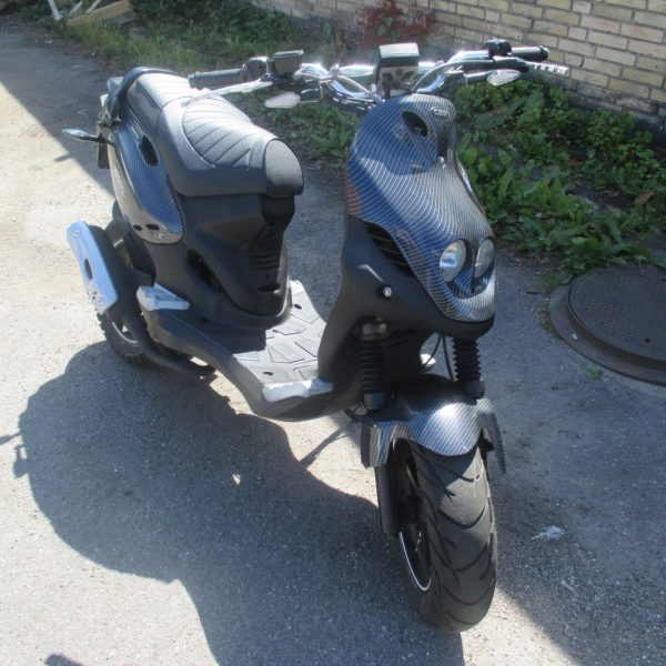 pgo pmx naked scooter