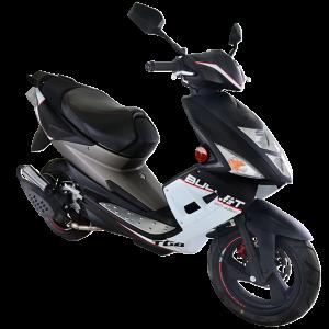TGBb bullet scooter