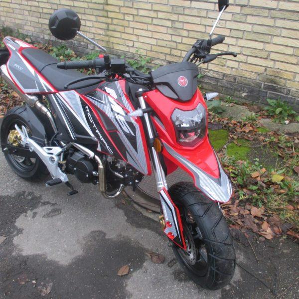 Motrac m5r scooter knallert