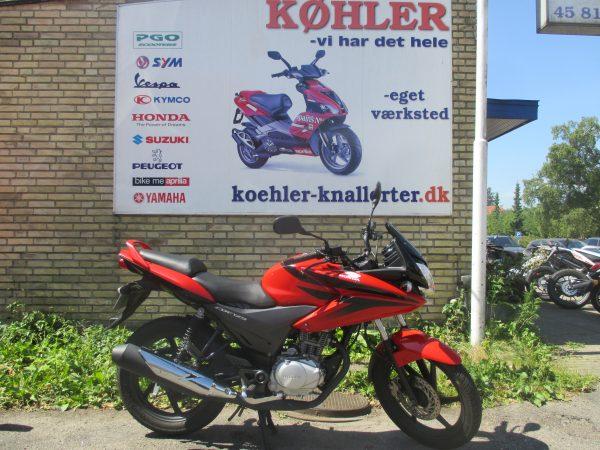 Honda CBF 125 knallert