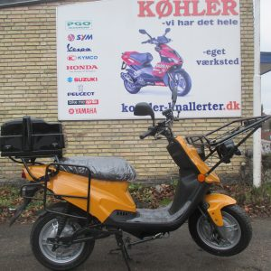 E-PGO HOT 50 scooter knallert