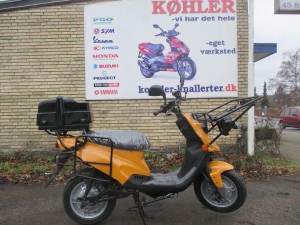 E-PGO HOT 50 scooter knallert
