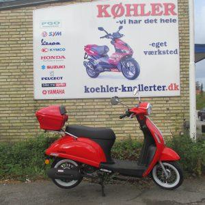 MOTOWELL ELENOR scooter knallert