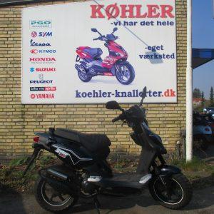 PGO pmx sport scooter knallert