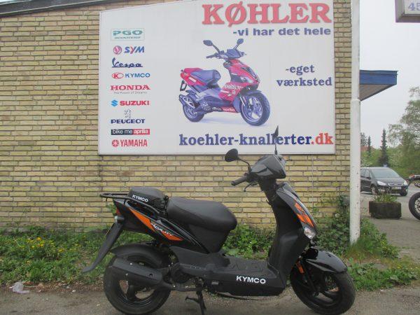 Kymco agility scooter knallert