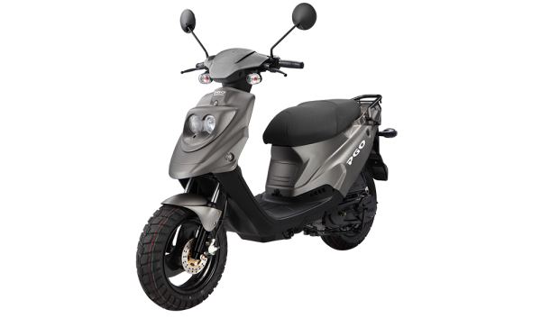 PGO Big Max 45 scooter