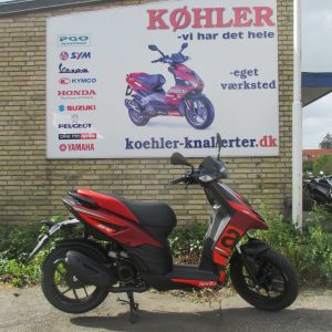 APRILIA SR MT 2 T scooter, knallert