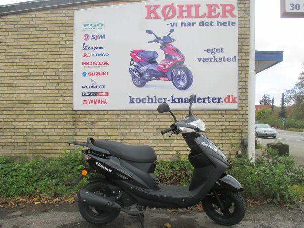 MOTOWELL GAMINI 4 T scooter knallert