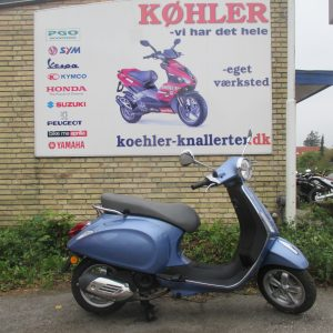 VESPA PRIMAVERA 4 T scooter knallert