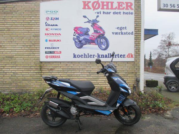 MOTOWELL CROGEN scooter forhandler