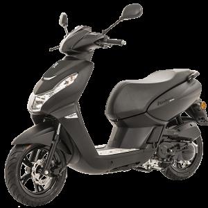 PEUGEOT KISBEE knallert scooter