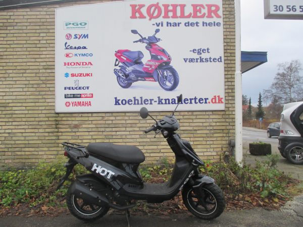 PGO HOT 50 scooter