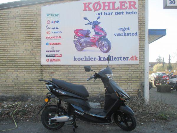 E-Comet El scooter
