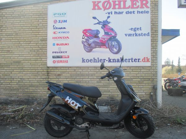 MOTO CR HOT 50 scooter forhandler