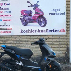 Peugeot SPEEDFIGHT 4 scooter