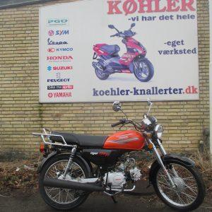 Router 50 knallert scooter forhandler