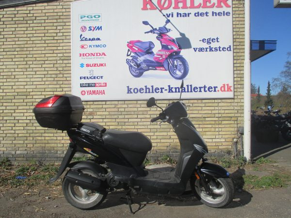 Brugt KYMCO AGILITY scooter
